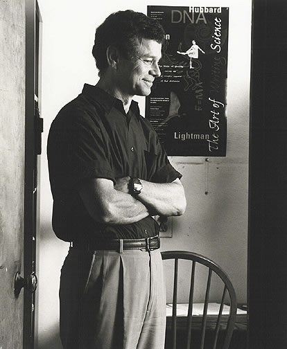 Alan Lightman